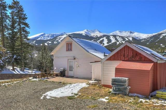 314 S Ridge Street, Breckenridge, CO 80424 (#S1029034) :: Compass Colorado Realty