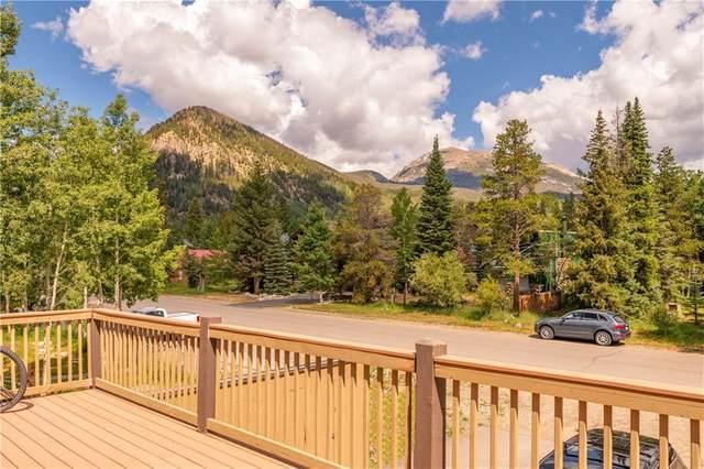 220 Galena Street #6, Frisco, CO 80443 (MLS #S1029035) :: Colorado Real Estate Summit County, LLC