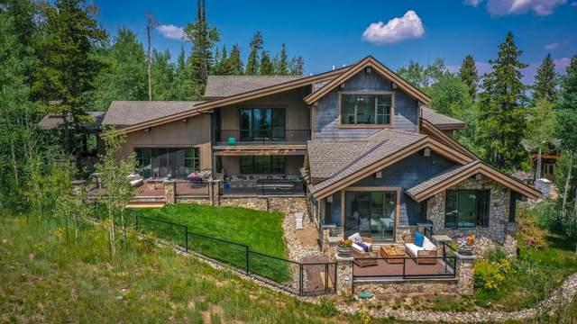 145 Highline Crossing, Silverthorne, CO 80498 (MLS #S1029097) :: Colorado Real Estate Summit County, LLC