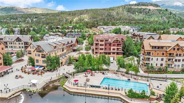 600D S Main Street 4106/WK 9, Breckenridge, CO 80424 (MLS #S1029106) :: Colorado Real Estate Summit County, LLC