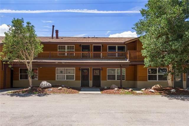 396 Cove Boulevard #22, Dillon, CO 80435 (MLS #S1029107) :: Colorado Real Estate Summit County, LLC