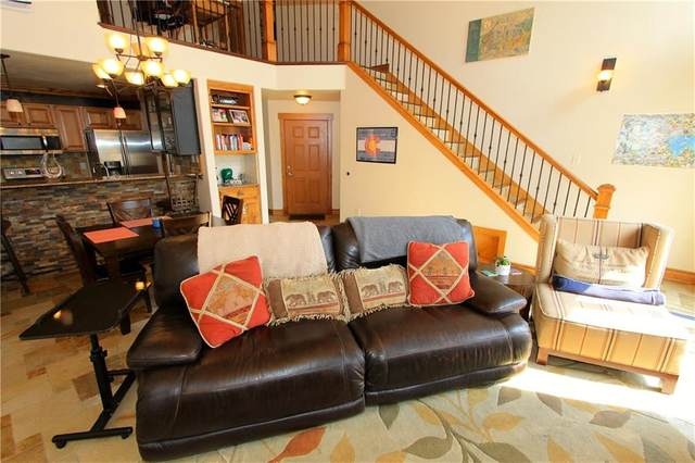 965 N Ten Mile Drive A8, Frisco, CO 80443 (MLS #S1029109) :: Colorado Real Estate Summit County, LLC