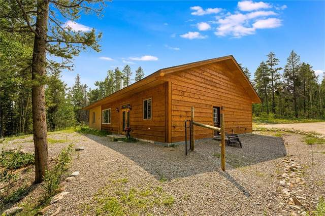 596 Cannon Court, Fairplay, CO 80440 (MLS #S1029141) :: Colorado Real Estate Summit County, LLC