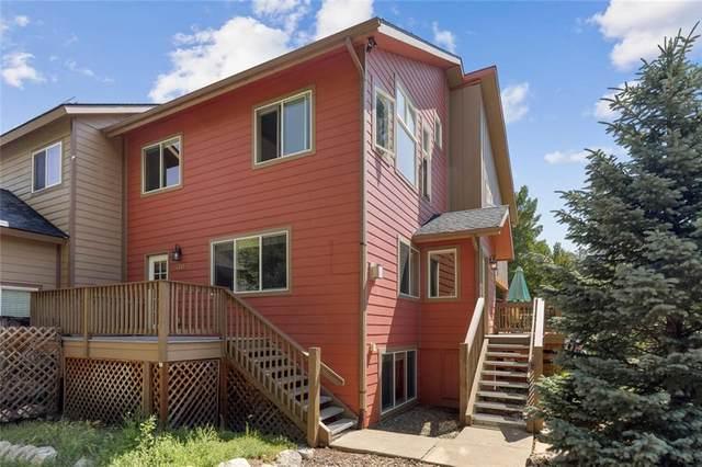 310 Creekside Drive A, Frisco, CO 80443 (MLS #S1029142) :: eXp Realty LLC - Resort eXperts