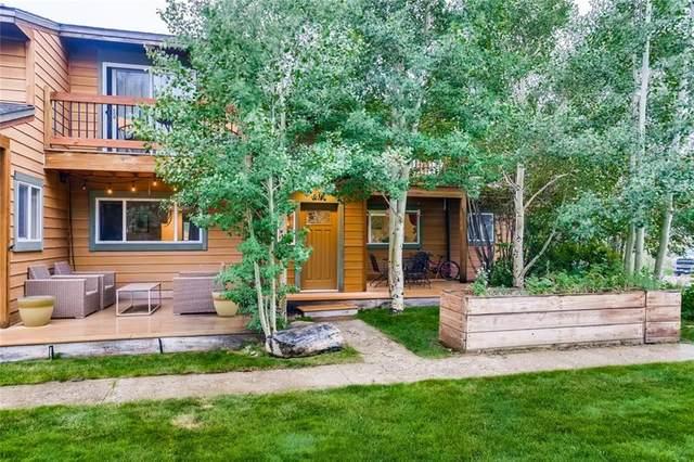 306 Miners Creek Road C, Frisco, CO 80443 (MLS #S1029147) :: Colorado Real Estate Summit County, LLC