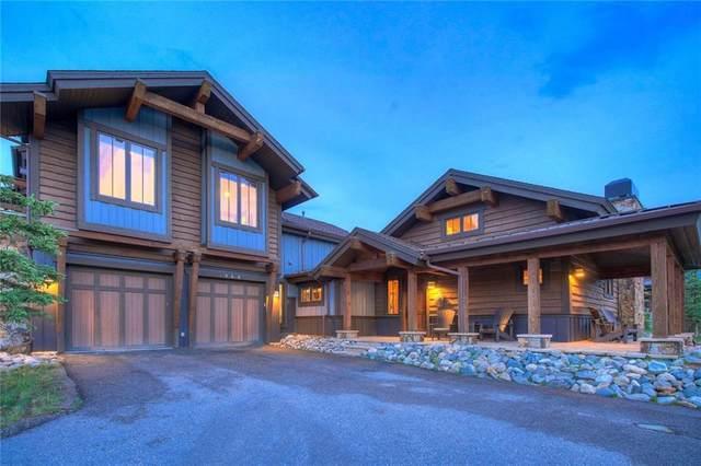 308 Shores Lane, Breckenridge, CO 80424 (MLS #S1029152) :: Colorado Real Estate Summit County, LLC