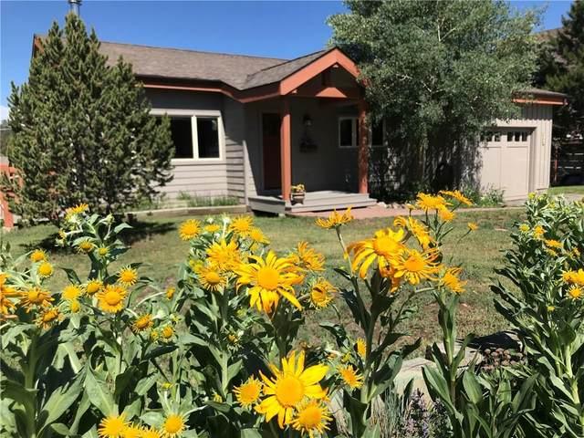 955 Summit Drive, Dillon, CO 80435 (MLS #S1029159) :: Colorado Real Estate Summit County, LLC