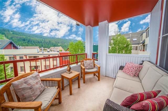 140 Ida Belle Drive #8269, Dillon, CO 80435 (MLS #S1029166) :: eXp Realty LLC - Resort eXperts