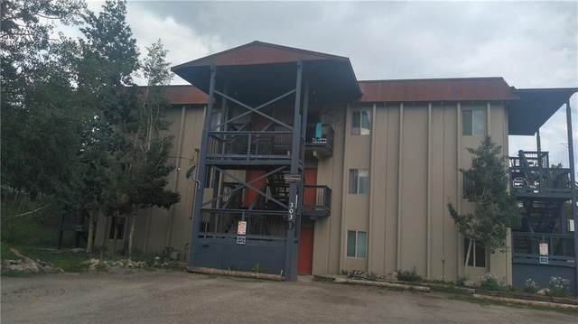 303 Overlook Drive 3A, Breckenridge, CO 80424 (MLS #S1029169) :: Colorado Real Estate Summit County, LLC