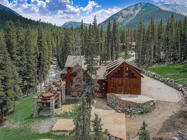 280 County Road 268, Keystone, CO 80435 (MLS #S1029180) :: eXp Realty LLC - Resort eXperts