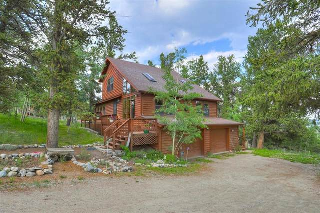 385 Pine Drive, Fairplay, CO 80440 (MLS #S1029194) :: Colorado Real Estate Summit County, LLC