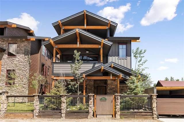 190 Galena Street #7, Frisco, CO 80443 (MLS #S1029205) :: eXp Realty LLC - Resort eXperts