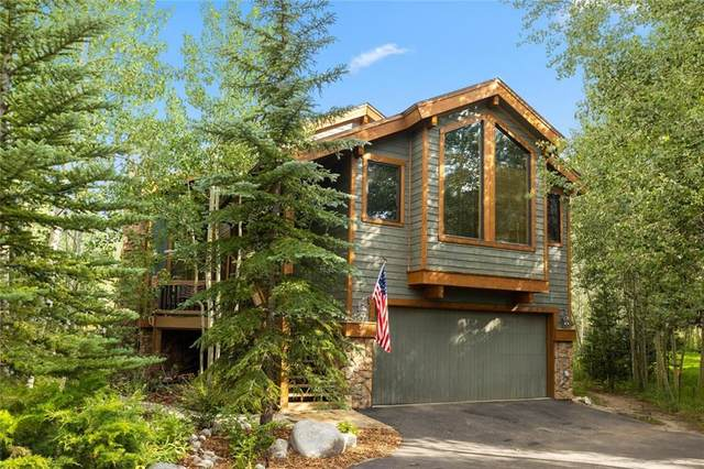 114 Silverbell Court, Frisco, CO 80443 (MLS #S1029222) :: Colorado Real Estate Summit County, LLC