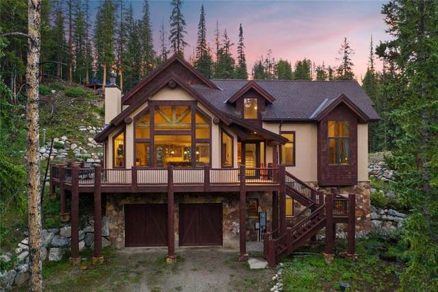 124 Lakeview Drive, Breckenridge, CO 80424 (MLS #S1029233) :: Clare Day with Keller Williams Advantage Realty LLC