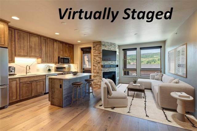 1090 Blue River Parkway #204, Silverthorne, CO 80498 (MLS #S1029238) :: eXp Realty LLC - Resort eXperts