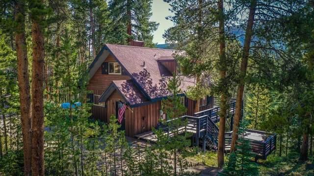 120 Golden Crown Road, Breckenridge, CO 80424 (MLS #S1029254) :: eXp Realty LLC - Resort eXperts