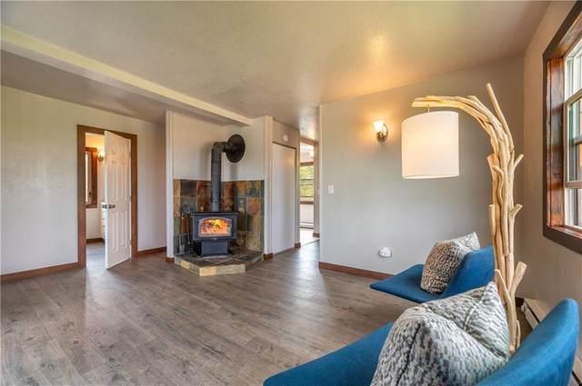 8026 Ryan Gulch Road C-8, Silverthorne, CO 80498 (MLS #S1029261) :: eXp Realty LLC - Resort eXperts