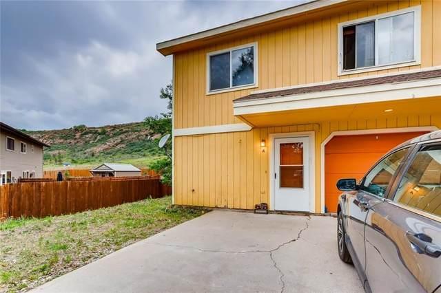 305 Straight Creek Drive A, Dillon, CO 80435 (MLS #S1029267) :: Colorado Real Estate Summit County, LLC