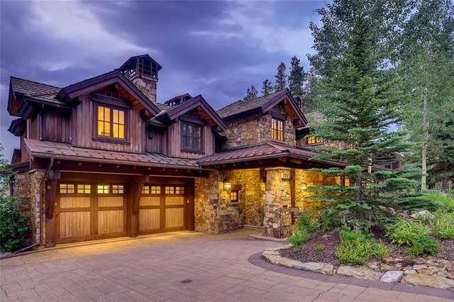 1312 Glenwild Drive, Breckenridge, CO 80424 (MLS #S1029280) :: eXp Realty LLC - Resort eXperts