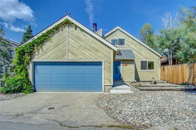 1641 N Badger Lane, Silverthorne, CO 80498 (MLS #S1029284) :: eXp Realty LLC - Resort eXperts