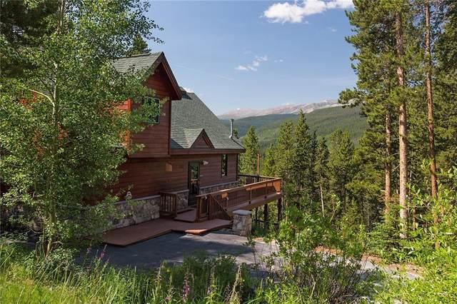 480 Coronet Drive, Breckenridge, CO 80424 (MLS #S1029285) :: eXp Realty LLC - Resort eXperts