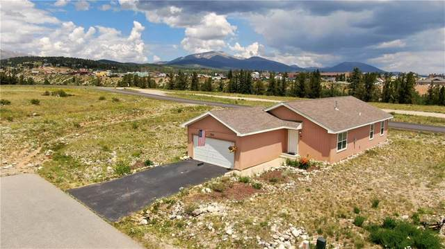 720 Trout Creek Drive, Fairplay, CO 80440 (MLS #S1029288) :: Colorado Real Estate Summit County, LLC