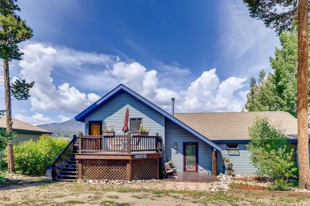 72 Aa Road, Silverthorne, CO 80498 (MLS #S1029303) :: eXp Realty LLC - Resort eXperts
