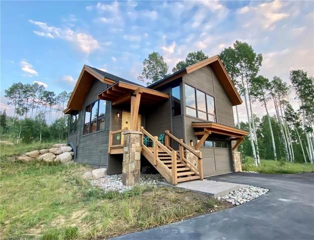 395 Maryland Creek Road, Silverthorne, CO 80498 (MLS #S1029316) :: eXp Realty LLC - Resort eXperts