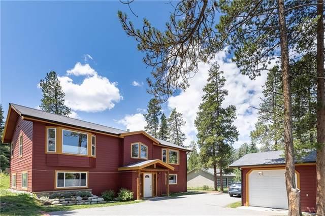 841 Fairview Boulevard, Breckenridge, CO 80424 (MLS #S1029323) :: eXp Realty LLC - Resort eXperts