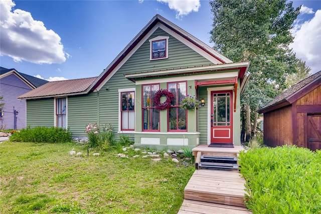 203 S French Street, Breckenridge, CO 80424 (MLS #S1029344) :: Colorado Real Estate Summit County, LLC