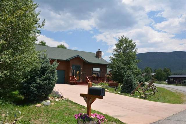 20 Redtail Court, Summit Cove, CO 80435 (MLS #S1029350) :: Colorado Real Estate Summit County, LLC