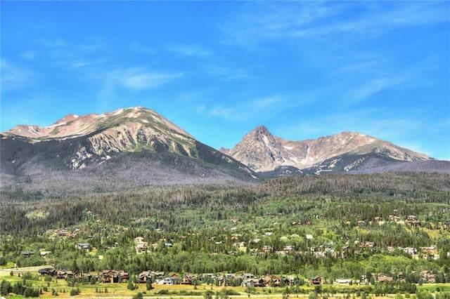 0 Red Peak Lane #8, Silverthorne, CO 80498 (MLS #S1029358) :: Colorado Real Estate Summit County, LLC