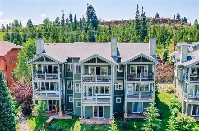 724B E Anemone Trail 724B, Dillon, CO 80435 (MLS #S1029359) :: Colorado Real Estate Summit County, LLC