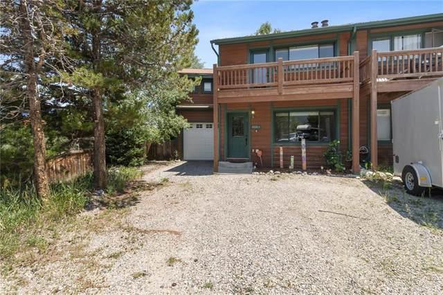 408 Granite Street A, Frisco, CO 80443 (MLS #S1029370) :: eXp Realty LLC - Resort eXperts
