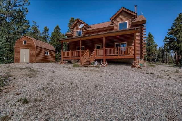 309 Lamb Mountain Road, Fairplay, CO 80440 (MLS #S1029378) :: Colorado Real Estate Summit County, LLC