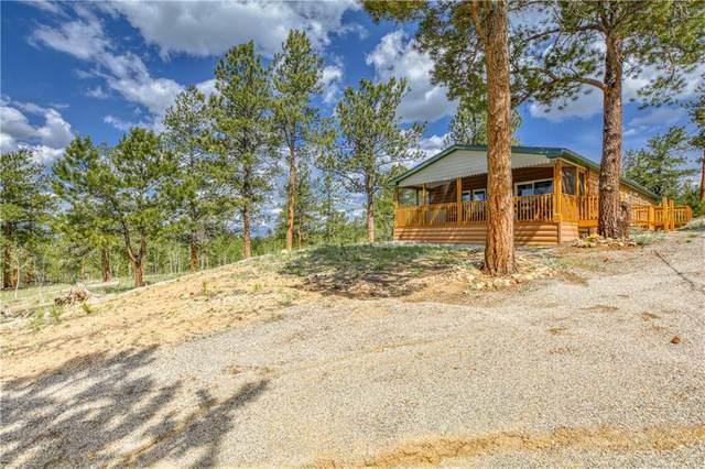 1212 Derbishire Road, Jefferson, CO 80456 (MLS #S1029392) :: Colorado Real Estate Summit County, LLC