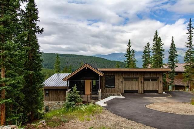 317 S Fuller Placer Road, Breckenridge, CO 80424 (MLS #S1029401) :: eXp Realty LLC - Resort eXperts