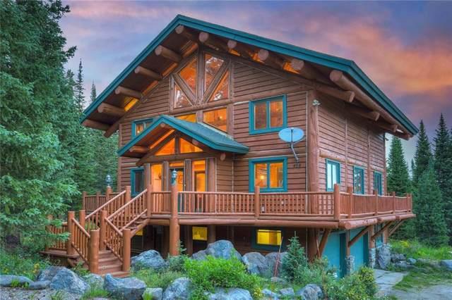 496 Hamilton Lane, Breckenridge, CO 80424 (MLS #S1029449) :: Colorado Real Estate Summit County, LLC