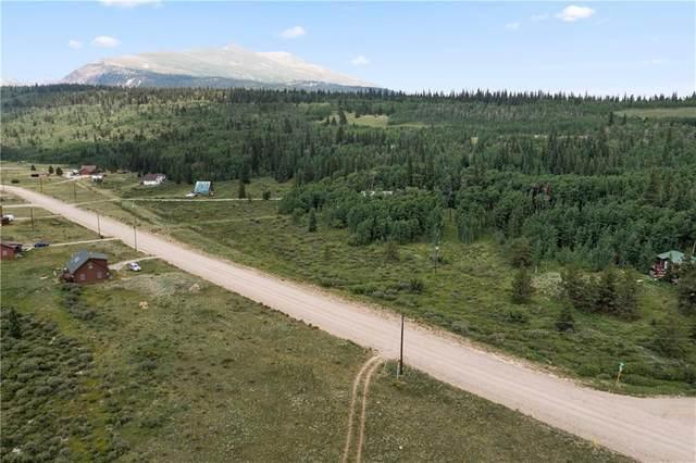 1651 Cr 12 Road, Alma, CO 80420 (MLS #S1029460) :: Colorado Real Estate Summit County, LLC