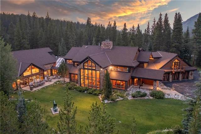 383 Mount Argentine Road, Breckenridge, CO 80424 (MLS #S1030529) :: Colorado Real Estate Summit County, LLC