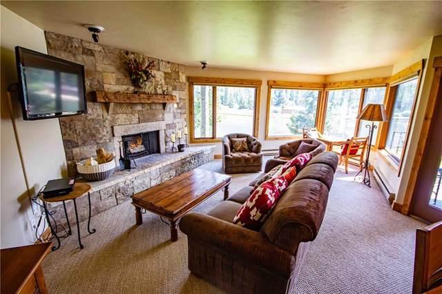 22280 Us Hwy 6 #1709, Keystone, CO 80435 (MLS #S1030530) :: Colorado Real Estate Summit County, LLC