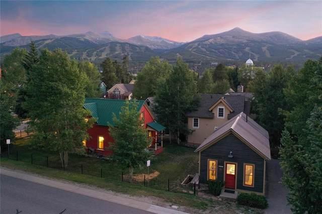 314 E Lincoln Avenue, Breckenridge, CO 80424 (MLS #S1030531) :: Colorado Real Estate Summit County, LLC