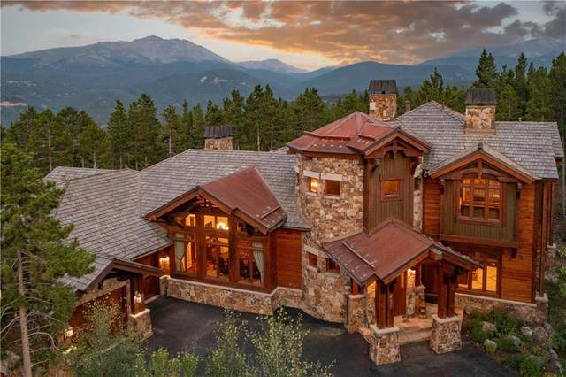 457 Timber Trail Road, Breckenridge, CO 80424 (MLS #S1030532) :: Colorado Real Estate Summit County, LLC