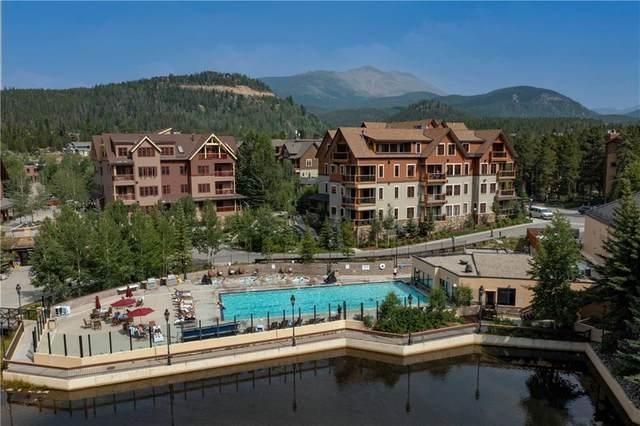 610 Columbine Road #6208, Breckenridge, CO 80424 (MLS #S1030540) :: Colorado Real Estate Summit County, LLC