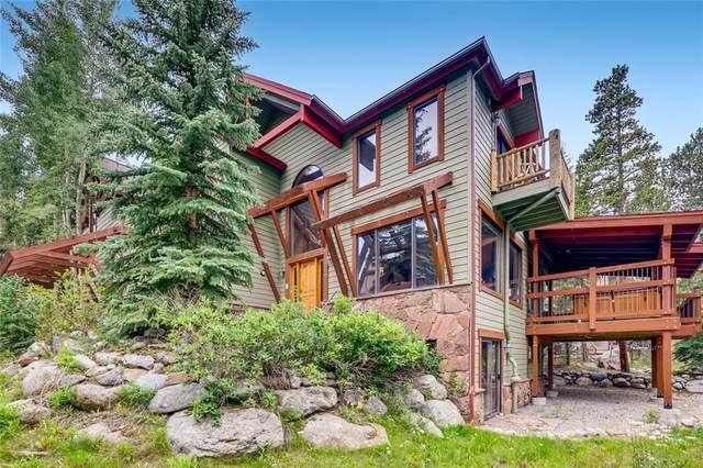 5 Riverwood Drive, Breckenridge, CO 80424 (MLS #S1030588) :: Colorado Real Estate Summit County, LLC