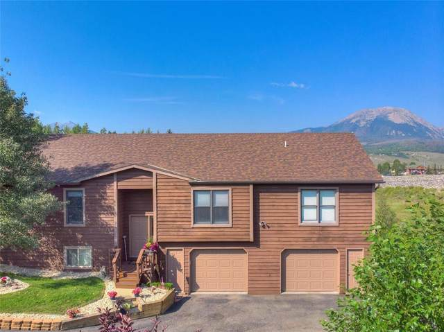 312 W Buffalo Street, Dillon, CO 80435 (MLS #S1030606) :: Colorado Real Estate Summit County, LLC
