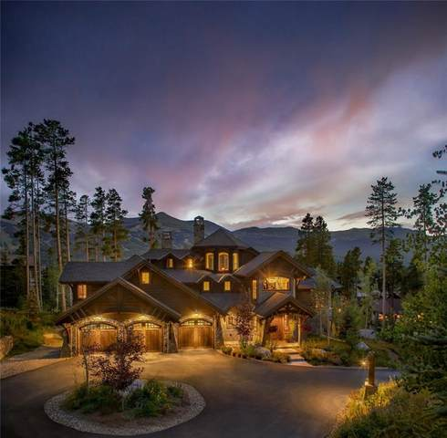 37 Stillson Placer Terrace, Breckenridge, CO 80424 (MLS #S1030630) :: Colorado Real Estate Summit County, LLC