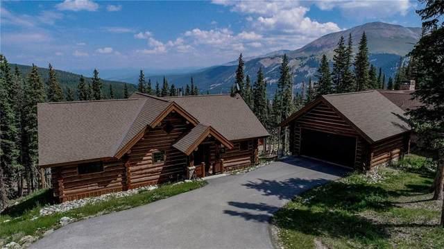 702 Kimmes Lane, Breckenridge, CO 80424 (MLS #S1030679) :: Colorado Real Estate Summit County, LLC