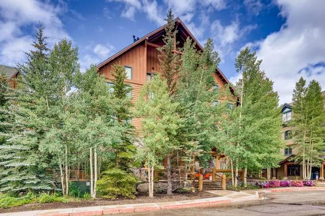 91 River Run Road #8137, Keystone, CO 80435 (MLS #S1030683) :: Colorado Real Estate Summit County, LLC