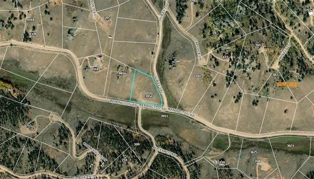 3954 Remington Road, Como, CO 80432 (MLS #S1030684) :: eXp Realty LLC - Resort eXperts